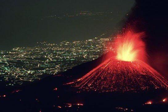 etna-dagi Dünyadaki En Ünlü Volkanlar