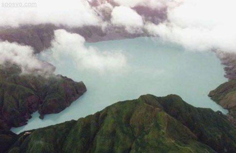 pinatubo-filipinler Dünyadaki En Ünlü Volkanlar