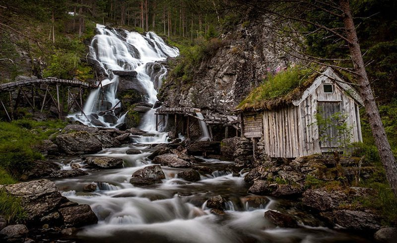 Streymoy-Adası,-Saksun,-Faroe-Adaları Çatısında Doğa Barındıran Evlerin Diyarı!