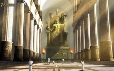 dunyanin-yedi-harikasi-zeus-heykeli-2