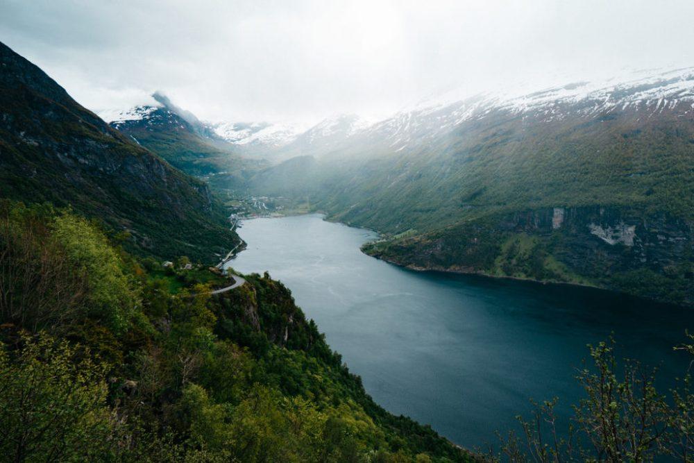 fjord Yazarlar İçin Telifsiz Fotoğraf Kaynakları