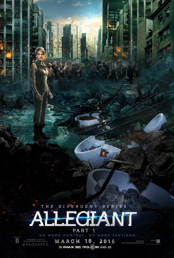 Allegiant Part 1 2016 Yılında Vizyona Giren Filmler