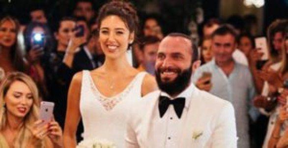 ÖZLEM KATİPOĞLU - BERKAY 2016 Yılında Evlenen Ünlüler