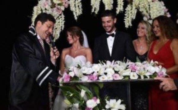 MERVE ŞARAPÇIOĞLU – BERK OKTAY 2016 Yılında Evlenen Ünlüler