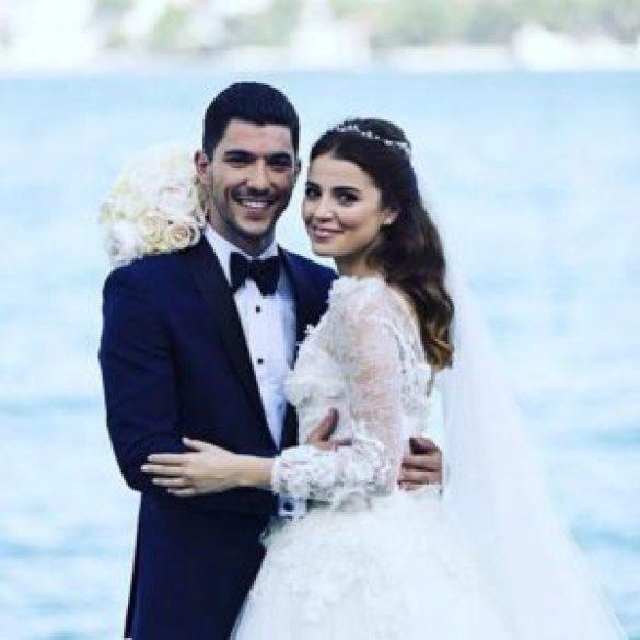EZGİ EYÜBOĞLU - KAAN YILDIRIM 2016 Yılında Evlenen Ünlüler