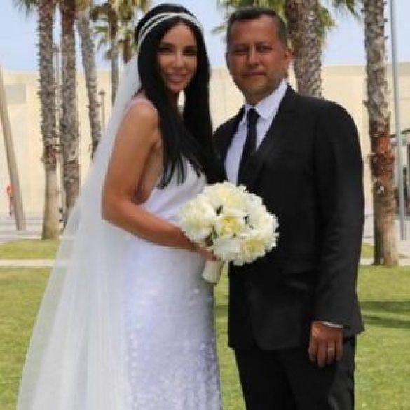 GÜLŞEN – OZAN ÇOLAKOĞLU 2016 Yılında Evlenen Ünlüler