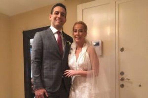 HELİN AVŞAR - SERHAN BORA 2016 Yılında Evlenen Ünlüler