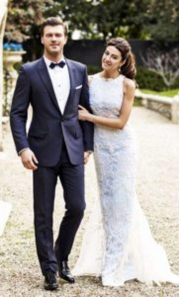 BAŞAK DİZER – KIVANÇ TATLITUĞ 2016 Yılında Evlenen Ünlüler