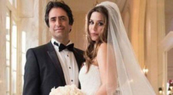 ECE BİNAY - MAHSUN KIRMIZIGÜL 2016 Yılında Evlenen Ünlüler