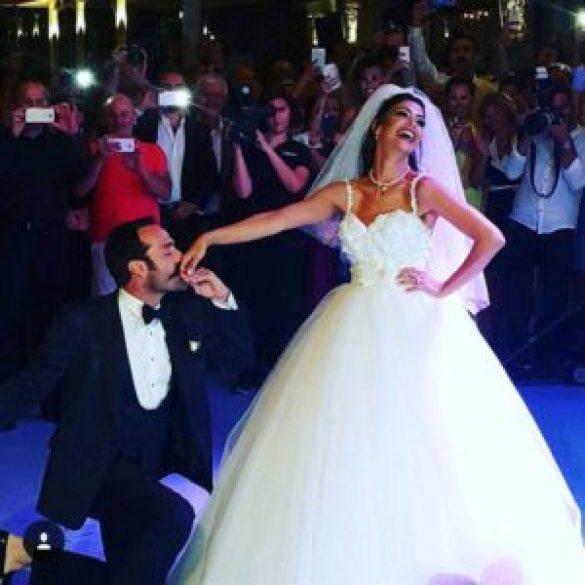 EDA ÖZERKAN - TİMUR ACAR 2016 Yılında Evlenen Ünlüler