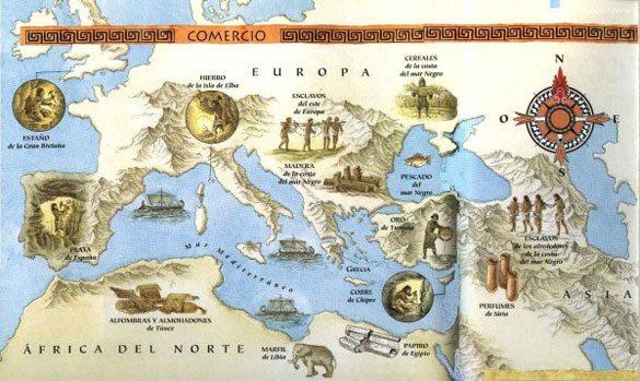 Dünya Tarihini Yön Veren 8 Antik Ticaret Yolu