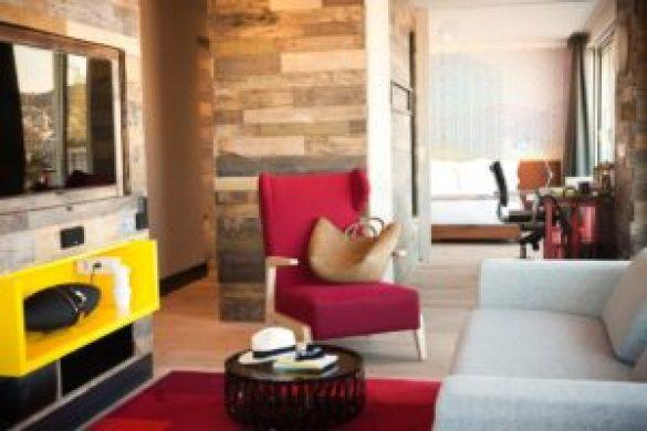 Etkileyici Tasarıma Sahip 10 Hostel