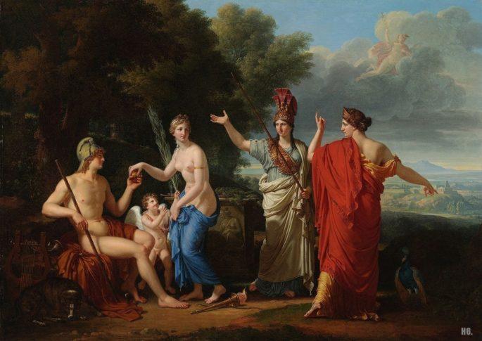 Tarihin ilk Güzellik Yarışması