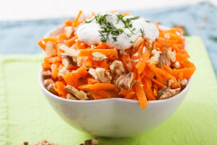 Havuç Salatası Tarifi Nasıl Yapılır?