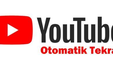 oto tekr - YouTube'da Otomatik Video Tekrarı (Replay) Nasıl Yapılır?