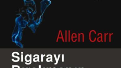 sigaray brakmann kolay yolu - Sigarayı Bıraktıran Kitap: Allen Carr ile Sigarayı Bırakmanın Kolay Yolu
