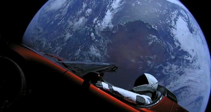 Mars'a Roket Gönderen SpaceX Şirketi Nedir?