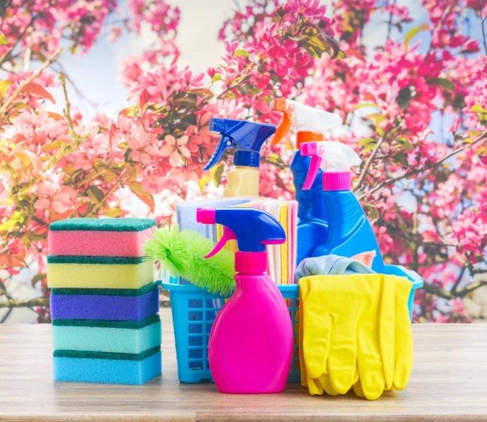 Evde Yapılabilecek Temizlik Malzemeleri