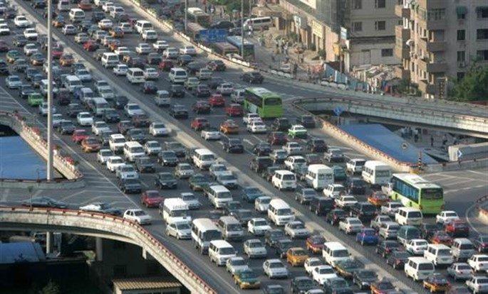 Araç Trafik Yoğunluğu Nasıl Hesaplanıyor?