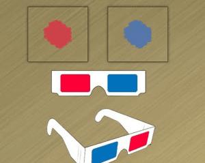 3d gozluk nasil yapilir 3D Gözlük Yapımı! El Yapımı 3 Boyutlu Gözlük