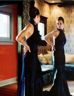 Evangeline Lilly model