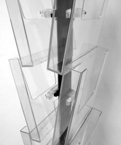 Multi Side Broşür Set Tekerlekli