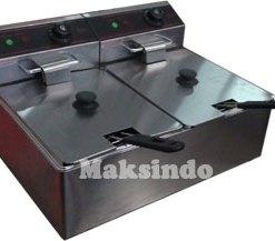 mesin deep fryer