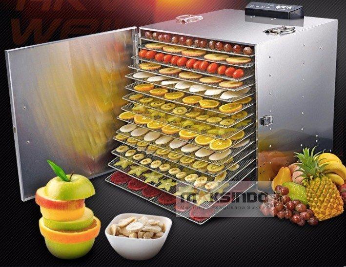 Mesin Food Dehydrator 15 Rak (FDH15) 1 maksindo