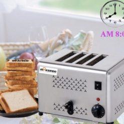 Mesin Bread Toaster (Roti Bakar-D04) 4 maksindo