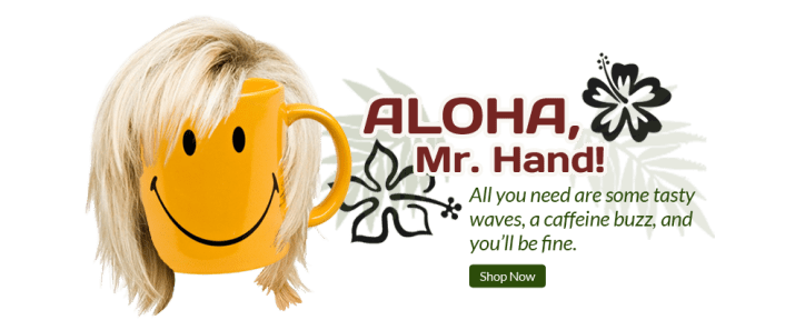 Shop Now Makua Coffee Company 100% Kona Coffee