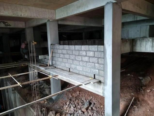 Construction Status August 2018 10