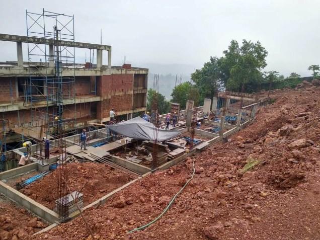 Construction Status August 2018 16