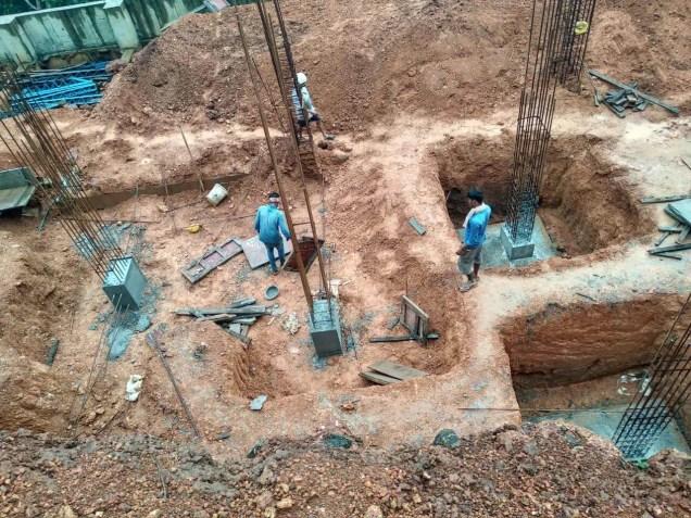 Construction Status August 2018 9