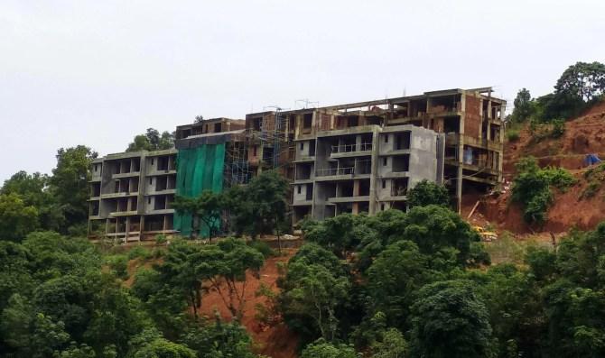 Construction Status September 2018 1