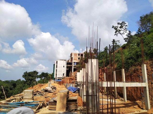 Construction Status September 2018 15