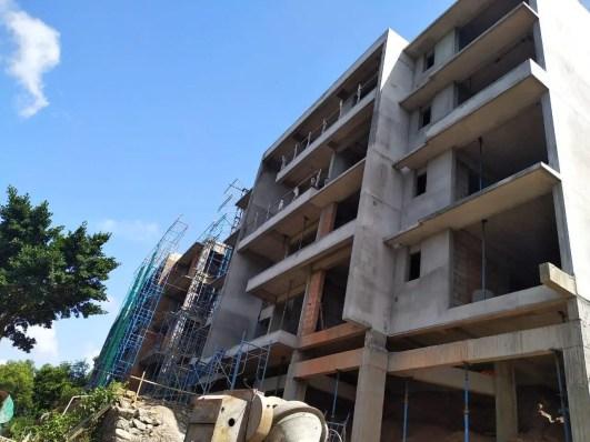 Construction Status September 2018 3