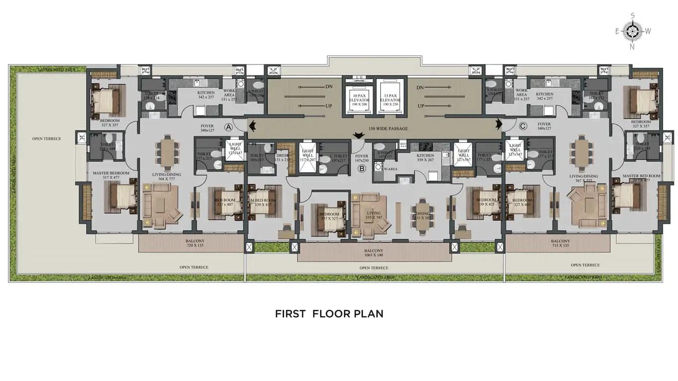 02- First Floor