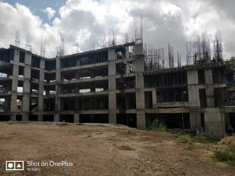 Construction Status August-6 2018