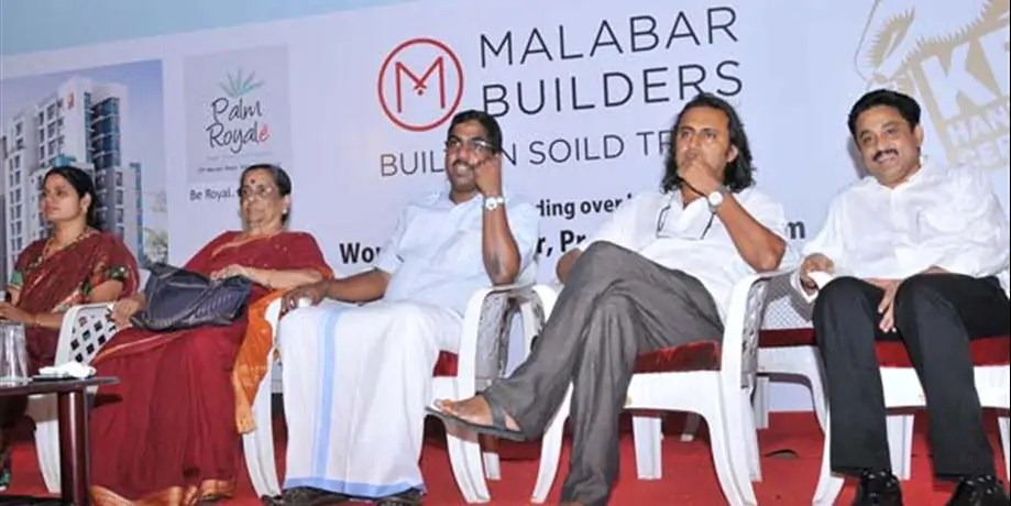 Palm Royale Launch - Malabar Developers