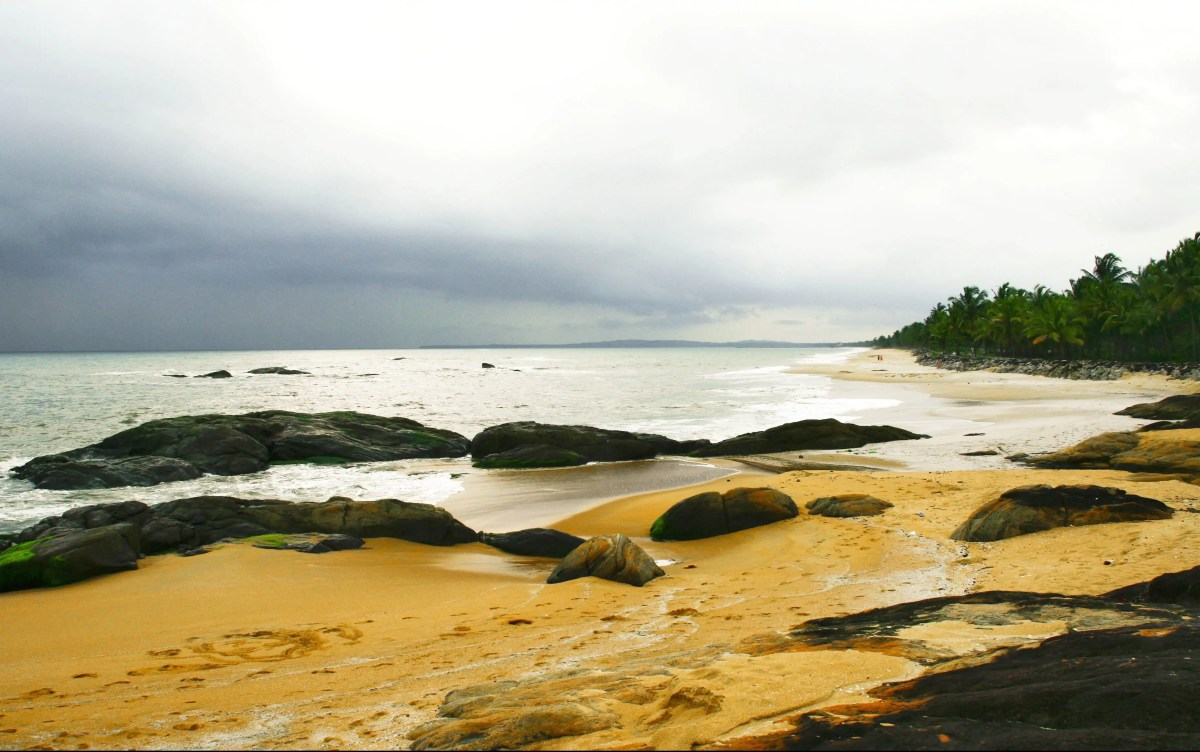Kappad Beach - Places to Visit in Calicut