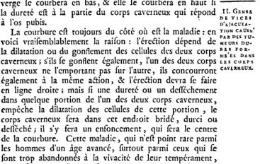 Maladie de Lapeyronie - explications