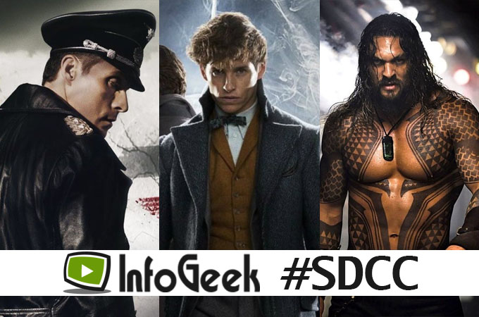 InfoGeek San Diego Comic Con