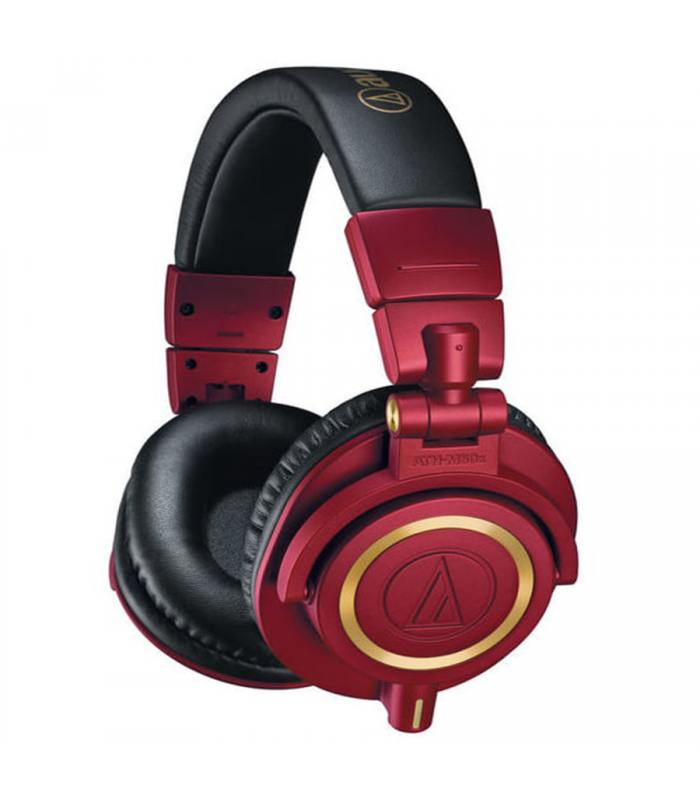 Audio-Technica ATH-M50 Red Limited