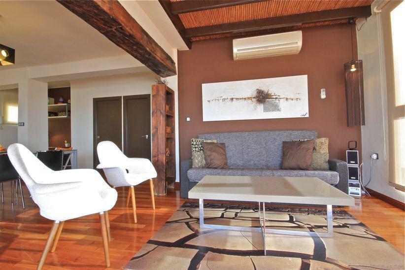 Alquiler apartamento Atico Rodriguez Apartamento en Malaga Centro Malaga