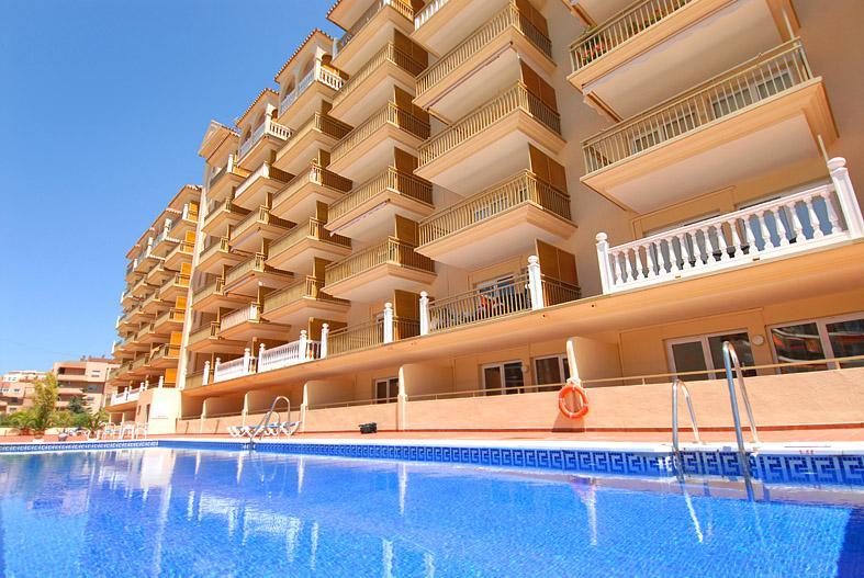 Alquiler apartamento Yamasol Apartamento en Fuengirola Malaga