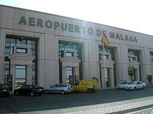 Aeropuerto de Malaga AGP Costa Del Sol Andalucia