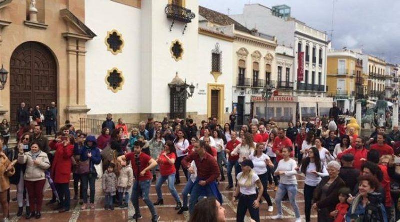 flashmob, ronda