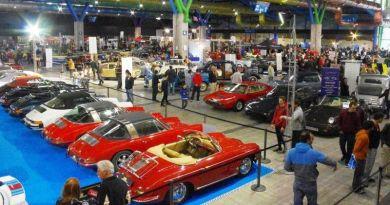 La Feria de Vehículos Clásicos RETRO Málaga llegará a su sexta edición desde el 25 al 27 de enero