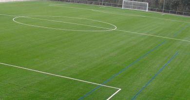 villanueva de tapia, campo de fútbol