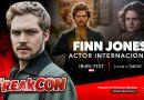 El Festival Freakcon traerá a Málaga a Finn Jones, Ser Loras Tyrell y Iron Fist
